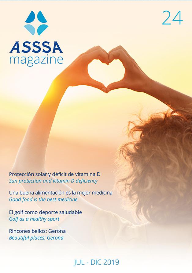 revista de salud asssa magazine 24